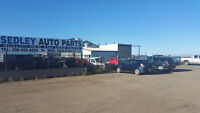 Sedley Auto Parts -Quality New and Used Auto Parts