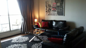 Top of the Valley. Executive furnished or unfurnished 1 bedroom Edmonton Edmonton Area image 3