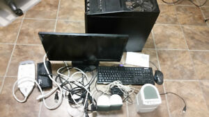 Windows 7 Professional 64-Bit Custom-Built PC