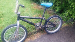 Old School BMX with 14mm axle