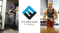 Online and/or 1-on-1 Personal Training