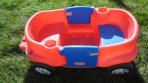 Little Tikes 2 Seater Wagon - HAVE TWO