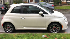2012 Fiat 500 LOW KMS Best In Class & Price