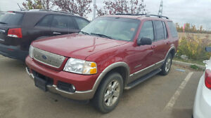 2004 Ford Explorer AWD