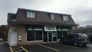COMMERCIAL OFFICE SPACE - FREDERICTON NORTH