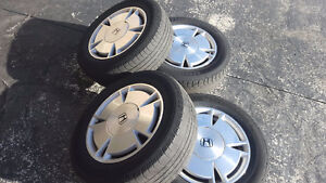 5x114.3 Bolt OEM 2009 Honda Civic Rims