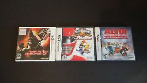 Nintendo 3DS and DS games $10 each