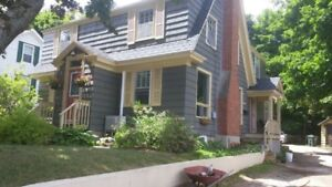 ***OCT 1ST***Cozy2 Bedroom upstairs apartment plus den or office