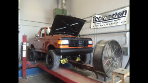1987 Fully restored Ford Bronco