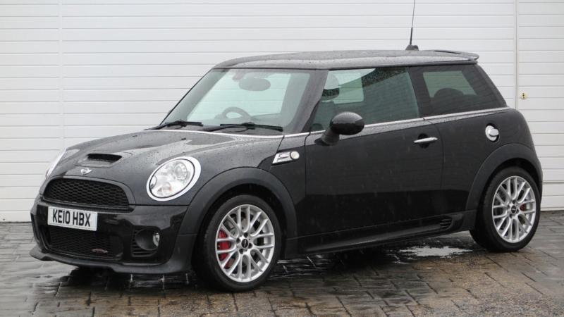 2010 mini hatch 2010 10 mini cooper 1 6 john cooper works chilli pack 211bhp pet in. Black Bedroom Furniture Sets. Home Design Ideas