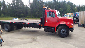 TOWING gmc topkick international