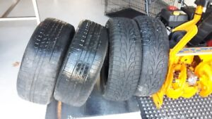235/60R16 Tires Set of 4