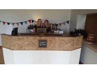 Mobile Bar Hire, Norfolk - Crabb & Fox Mobile Bar Hire - Wedding bar hire