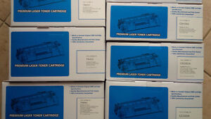 Toner Ink Cartridges TN-450 TN-660 HP85A HP78A HP36A $49.95 EA Kitchener / Waterloo Kitchener Area image 1
