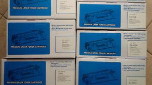 Toner Ink Cartridges TN-450 TN-660 HP85A HP78A HP36A $49.95 EA