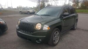Jeep Compass 4WD 4dr Sport 2008