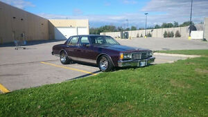 Purple 1985 Chevy Caprice for sale