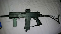 Tippmann a5 tactical paintball marker