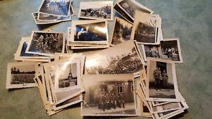 WWII German militaria real photos of German soldiers in France