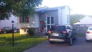 NOUVEAU PRIX - Maison rénovée quartier St-Luc