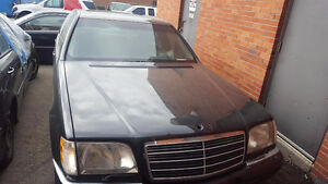 1998 Mercedes Benz S500 S Class - Part Out / Parting Out