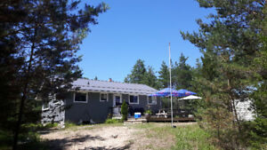 Beachfront Cottage Port Franks Lake Huron