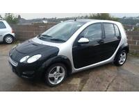 2005 / 55 Smart forfour 1.5 Passion rare automatic low miles