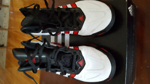 Adidas basketball shoes size 8 for sale
