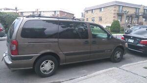 2004 Chevrolet Venture INPECTION FAIT AVEC SAAQ