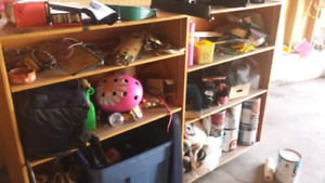 Shelving Unit * MAKE ME AN OFFER *