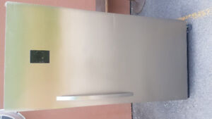Stand Up Stainless Steel Freezer