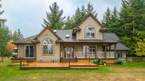 Your Own Private Mini Gated Estate on 4.5 Acres