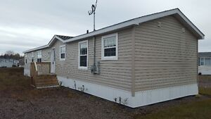 Newer Mini Home on own lot in Truro, plus $5,000.00 for upgrades