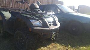 2013 TGB Outback 4x4