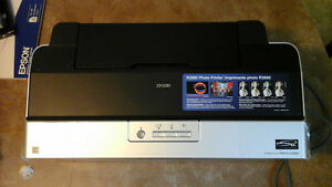 epson stylus PHOTO R2880 with lots of ink,paper