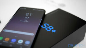 Samsung Galaxy S8 Plus, Seulement  529$