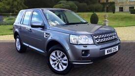 2012 Land Rover Freelander 2.2 SD4 XS 5dr Automatic Diesel 4x4
