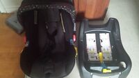 BABY CARSEAT AND STROLLER COMBO