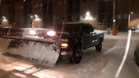 Snow Plow Services / Removal on Demand