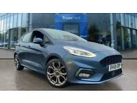 2018 Ford Fiesta ST-LINE With Ford Sync 3 Touchscreen Navigation Manual Hatchbac