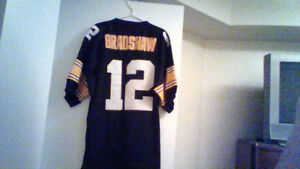 Mitchell and Ness Pittsburgh Steelers Terry Bradshaw XXL Jersey