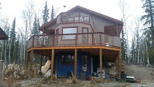 new home 30 minutes south of whitehorse