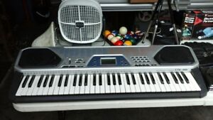 Casio keyboard CTK-481  full size