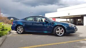 2006 Grand Prix GXP for sale Williams Lake Cariboo Area image 4