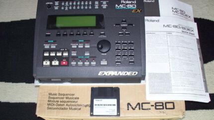 Roland MC80 Micro Composer EXHD NEW