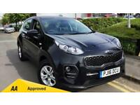 2016 Kia Sportage 1.7 CRDi ISG 1 5dr Manual Diesel Estate