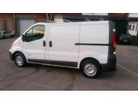 2007 07 RENAULT TRAFIC 2.0 SL29 DCI SWB 1D 115 BHP PART X NO VAT TO ADD DIESEL