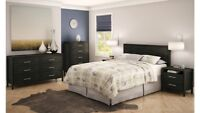 Brand new queen bedroom set only $1300