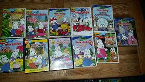 Max and Ruby dvds