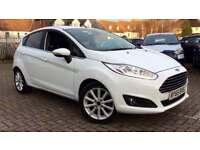 2016 Ford Fiesta 1.0 EcoBoost Titanium Powershi Automatic Petrol Hatchback